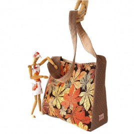 Tasche Indian Summer braun